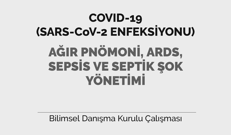 Covid-19 Enfeksiyonu Ağır Pnömoni, Ards, Sepsis ve Septik Şok Yönetimi