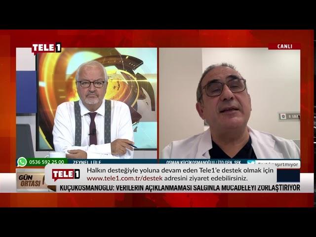 İTO Genel Sekreteri Osman Küçükosmanoğlu: Fahrettin Koca Maalesef Bizi Yanıltıyor!