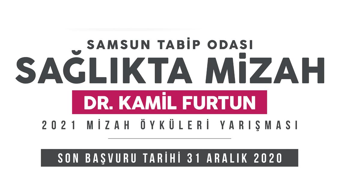 Dr. Kamil Furtun 2021 Mizah Öyküleri Yarışması