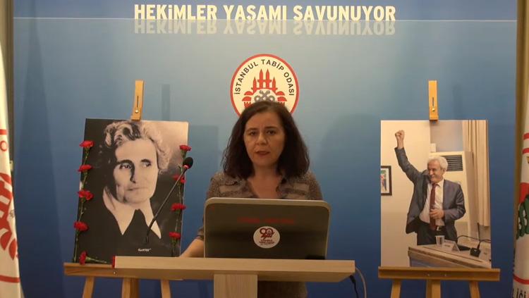 Dt. Sevinç Özgüner İnsan Hakları, Barış ve Demokrasi Ödülü Dr. Selçuk Mızraklı'ya Verildi