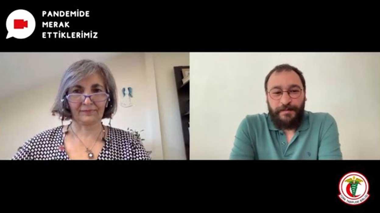 Pandemide Merak Ettiklerimiz #2 - Prof. Dr. Melek Demir ile Aşı Tedarik Süreci ve Patent Sorunu