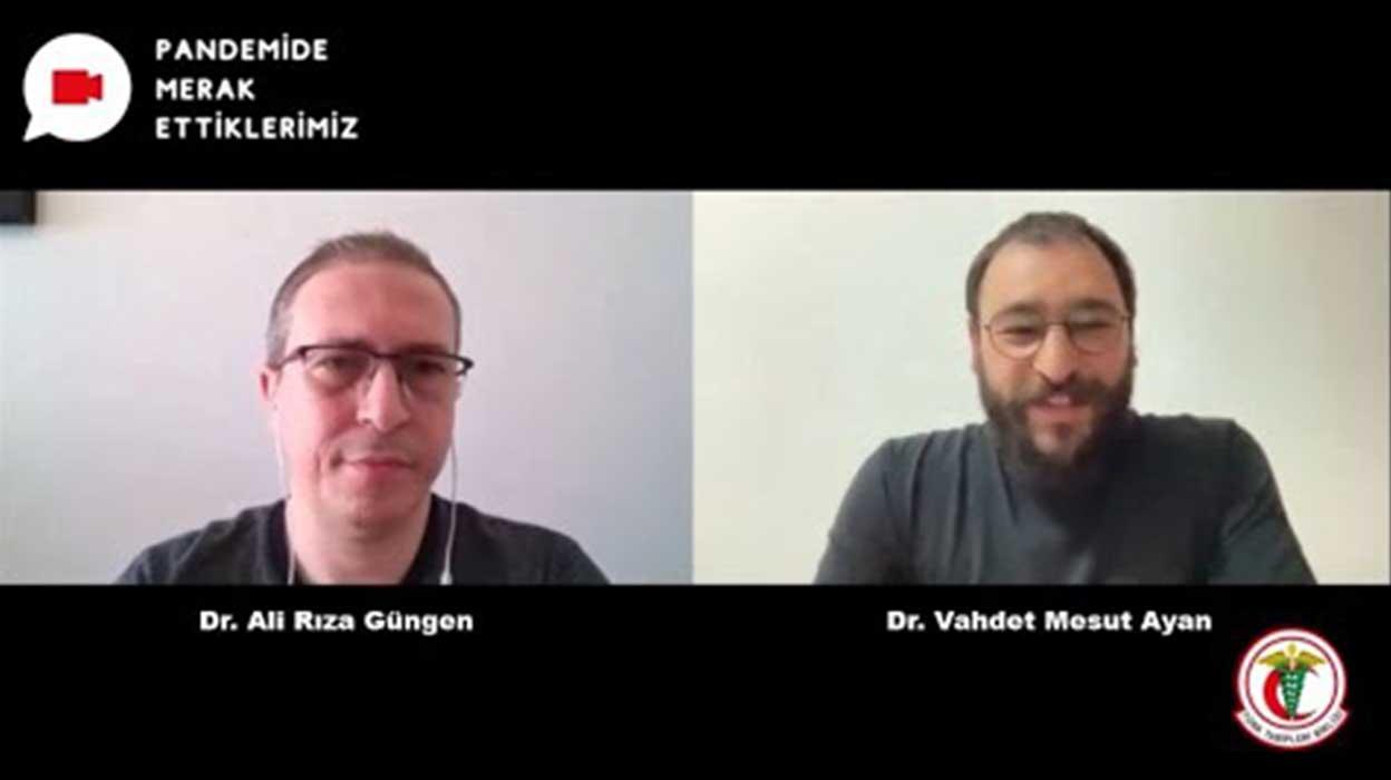 Pandemide Merak Ettiklerimiz #3 - Dr. Ali Rıza Güngen ile İktidarın Pandemideki Ekonomi Politikası