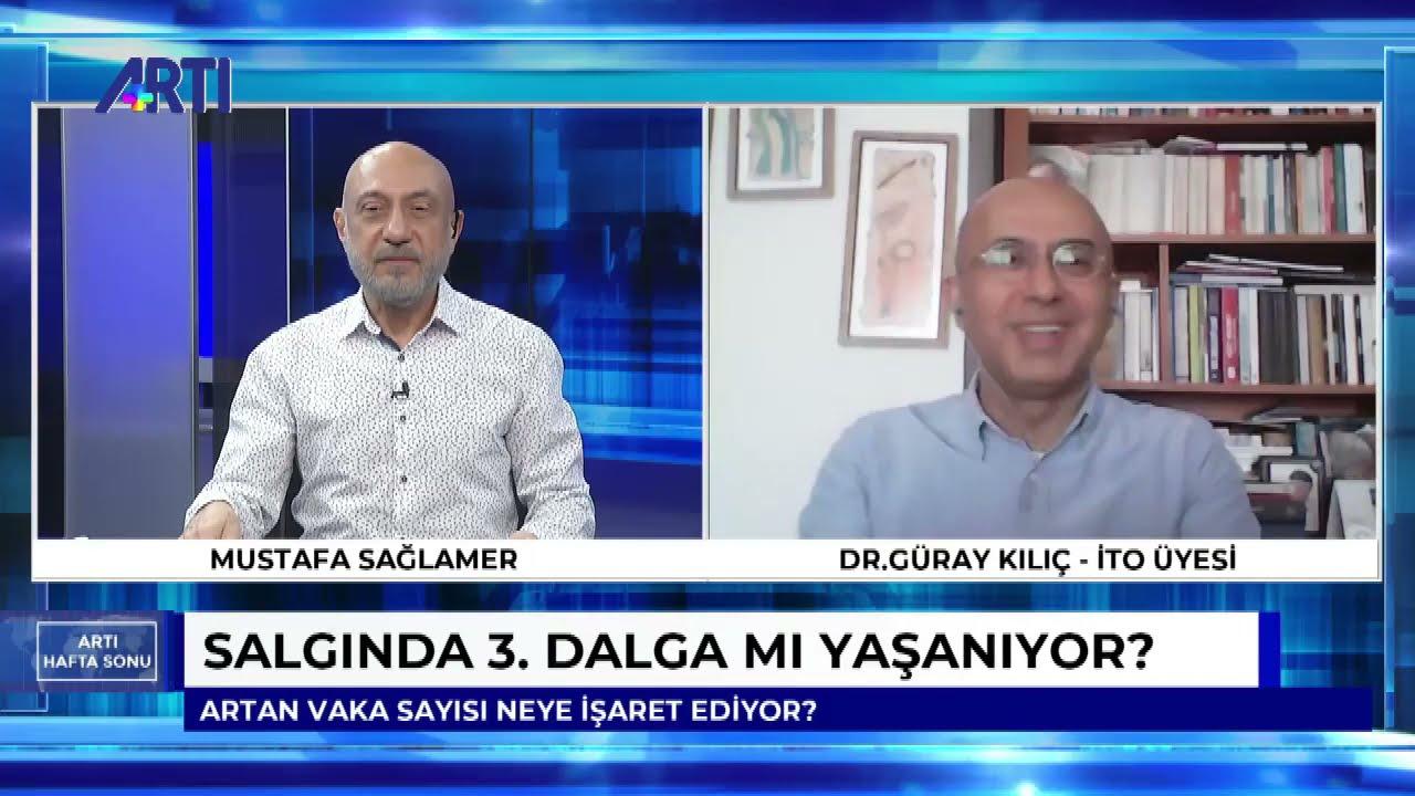 Mustafa Sağlamer ile Artı Hafta Sonu | Konuk Dr. Güray Kılıç (28. 03. 21)