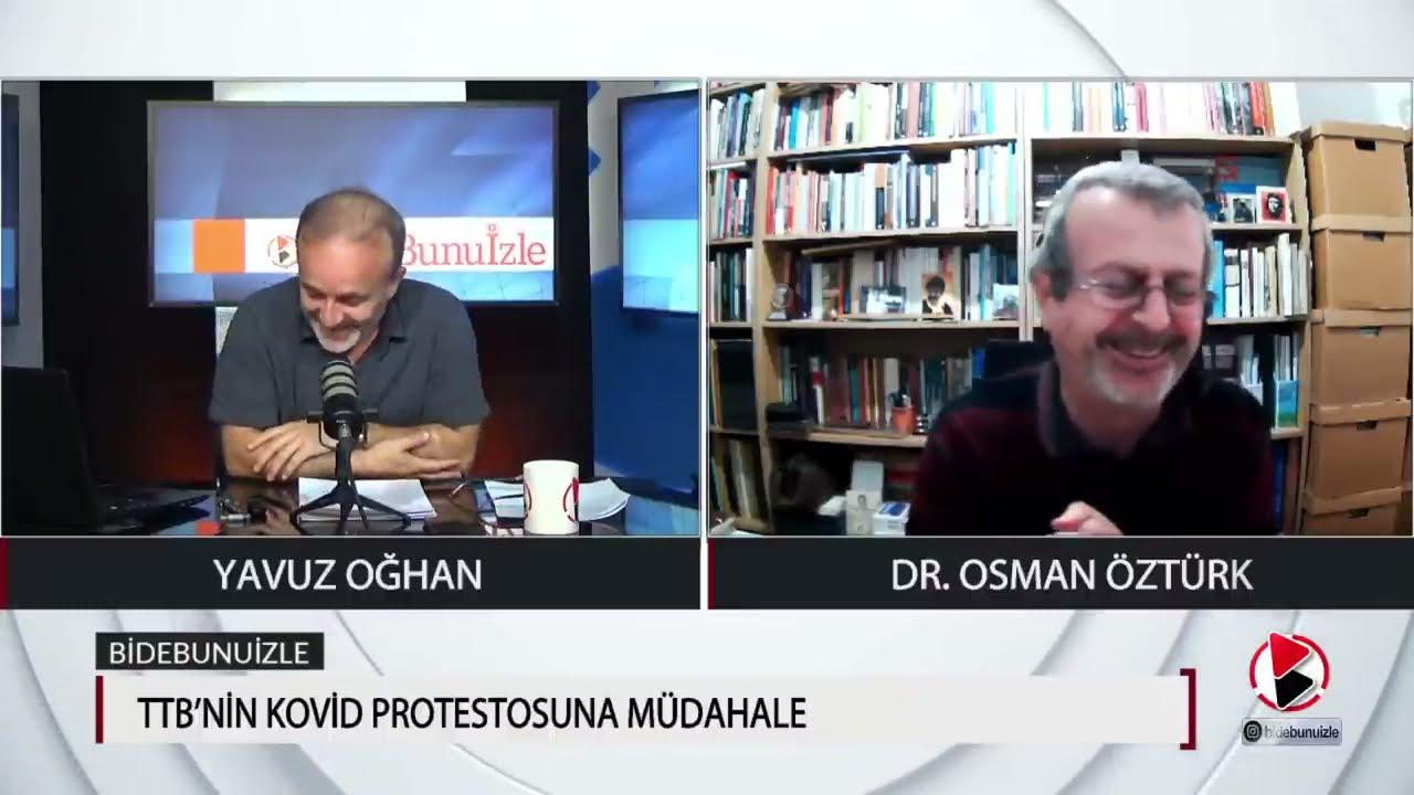 MEDYASCOPE | Bidebunuizle | Dr. Osman Öztürk sağlıkçıların eylemine müdahaleyi değerlendiriyor